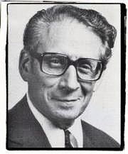 Макс Гамильтон, автор теста Шкала депрессии Гамильтона